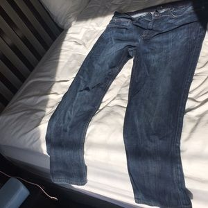 """Joes """"The Classic"""" straight leg jeans"""